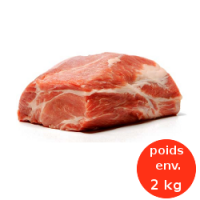 Cou de porc sans os