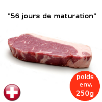 Dry-aged Swiss Entrecote