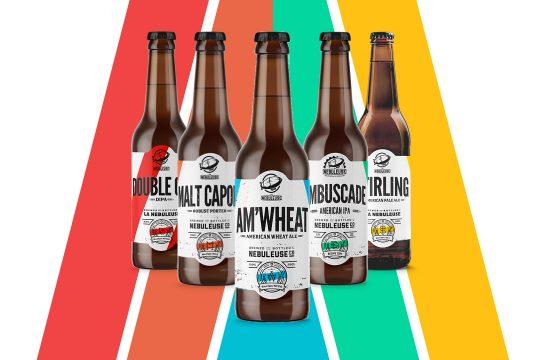 Les bières de la nébuleuse disponibles chez HappyMeat